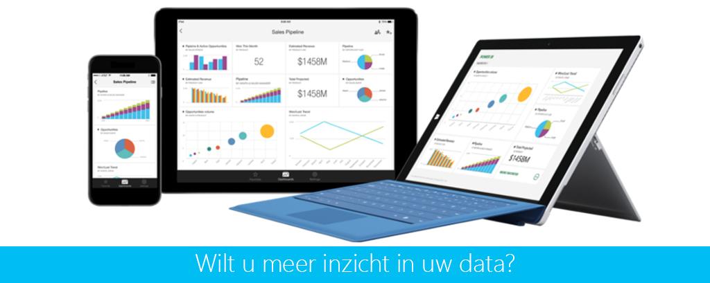 Microsoft Power BI voor Office 365