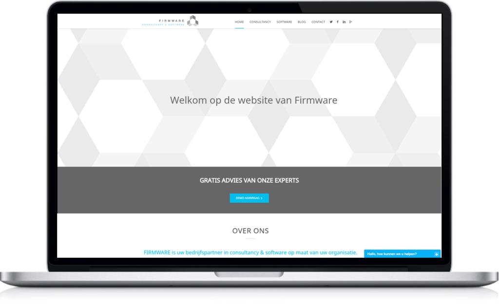 Website Firmware