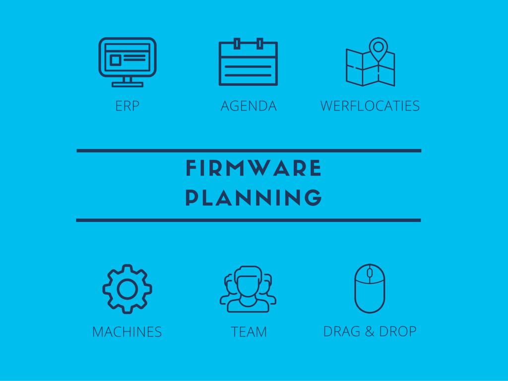 firmware planningstool